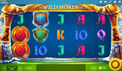 Wild Nords Casino Games