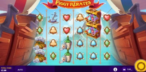 Piggy Pirates Casino Games