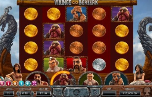 Vikings Go Berzerk Casino Games