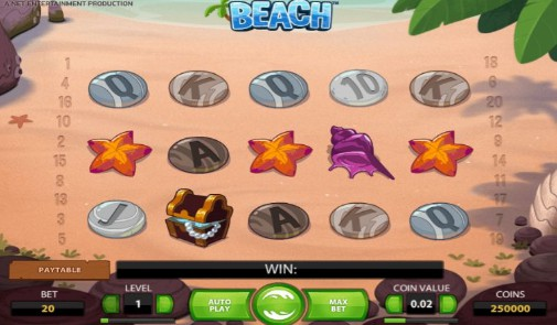 Beach Casino Games