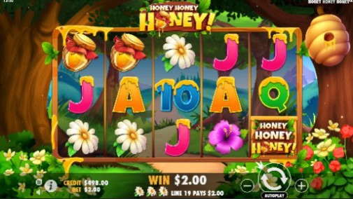 Honey Honey Honey Casino Games