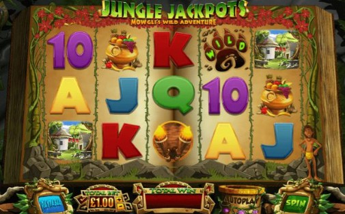 Jungle Jackpots Casino Games