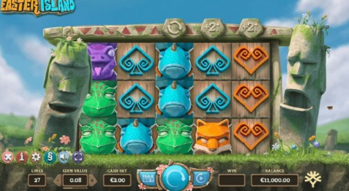 Easter Island Casino Games